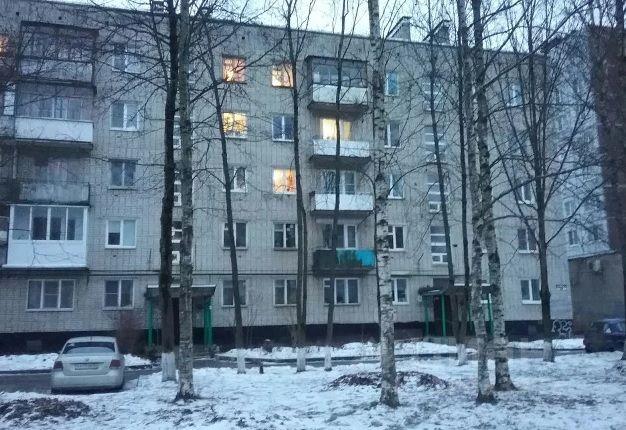 Продается однокомнатная квартира за 1 250 000 рублей. Россия, Новгородская область, Великий Новгород, Западный район, улица Свободы, 17.