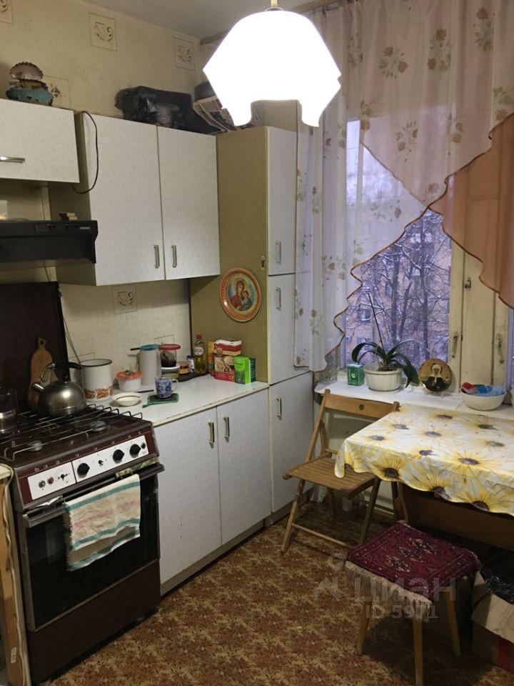 продажа недвижимости город Москва, Большая Филевская улица, д. 51К1