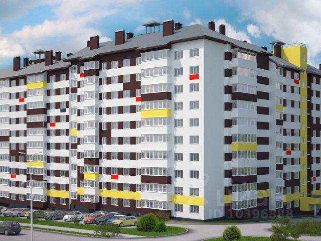 Продается двухкомнатная квартира за 1 807 280 рублей. г Курск, Надежды Плевицкой пр-кт.