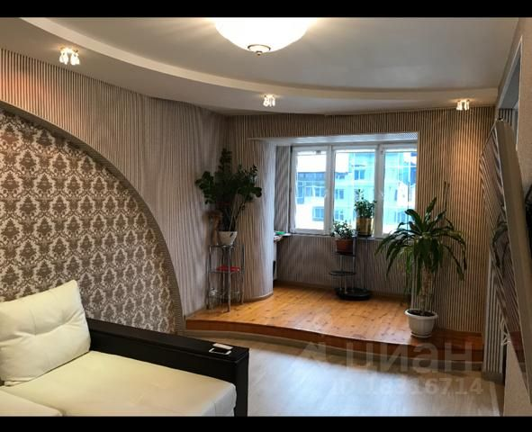 Продается четырехкомнатная квартира за 6 100 000 рублей. г Якутск, ул Орджоникидзе, д 8/1.