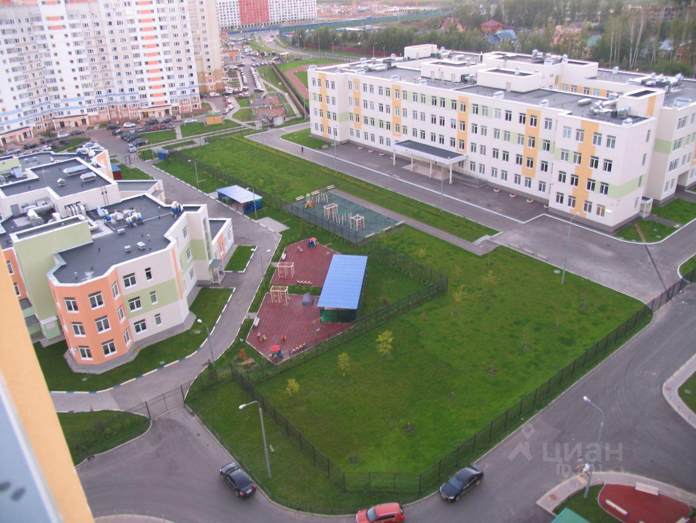 купить двухкомнатную квартиру поселение Сосенское, метро Бунинская аллея, улица Александры Монаховой, д. 109к3