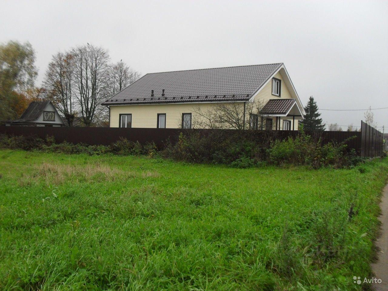 продается дом Солнечногорский район, деревня Кривцово