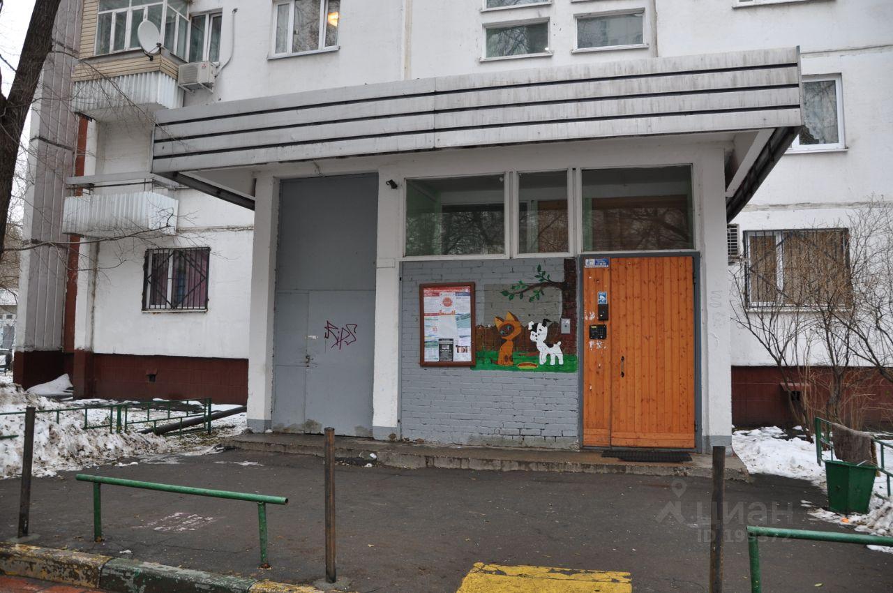 продажа двухкомнатной квартиры город Москва, метро Борисово, улица Мусы Джалиля, д. 4К1