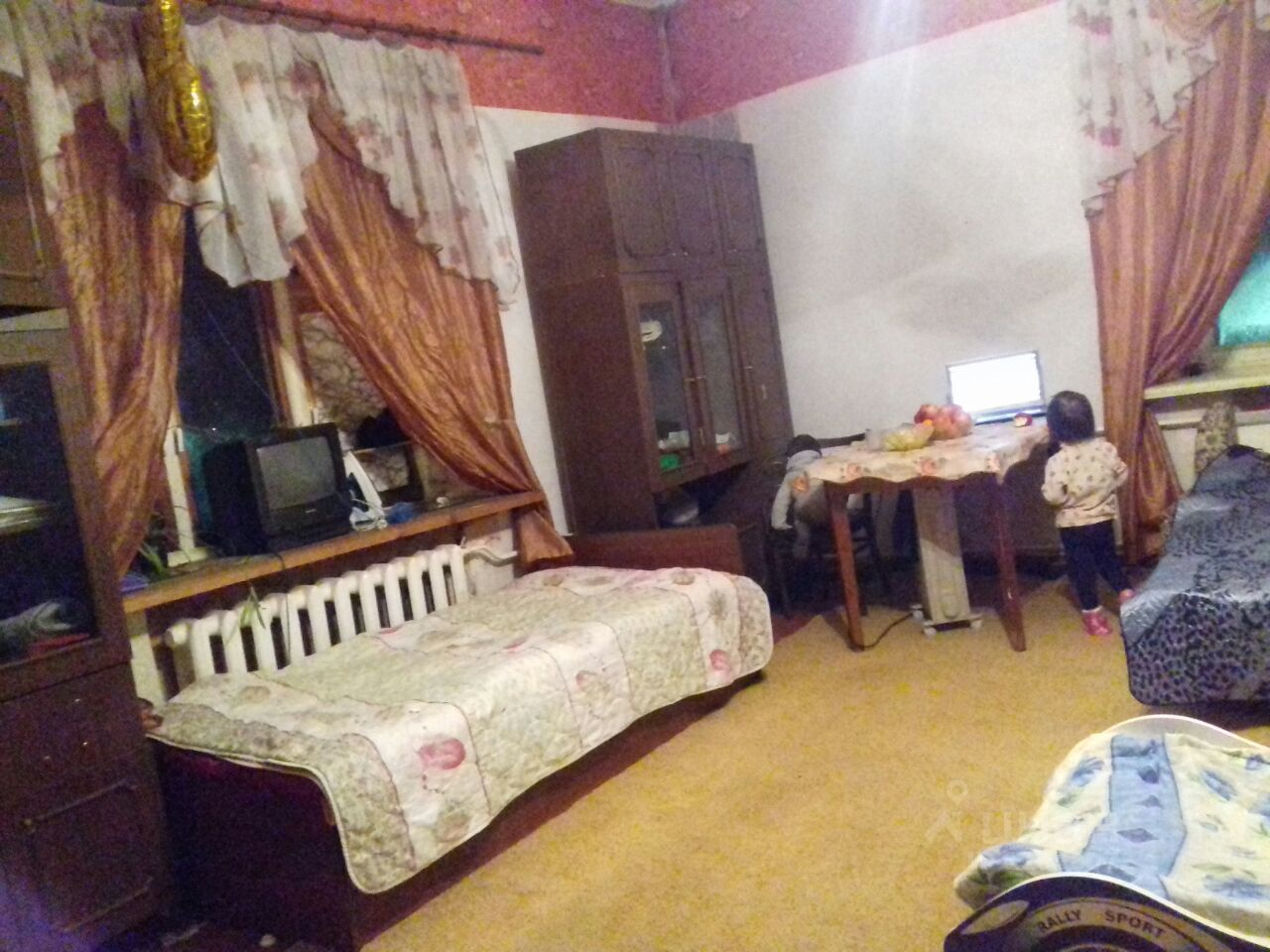 продажа комнаты Люберецкий район, поселок Калинина, д. 11