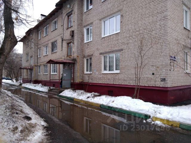 Продается однокомнатная квартира за 1 470 000 рублей. г Нижний Новгород, ул Пролетарская, д 53.