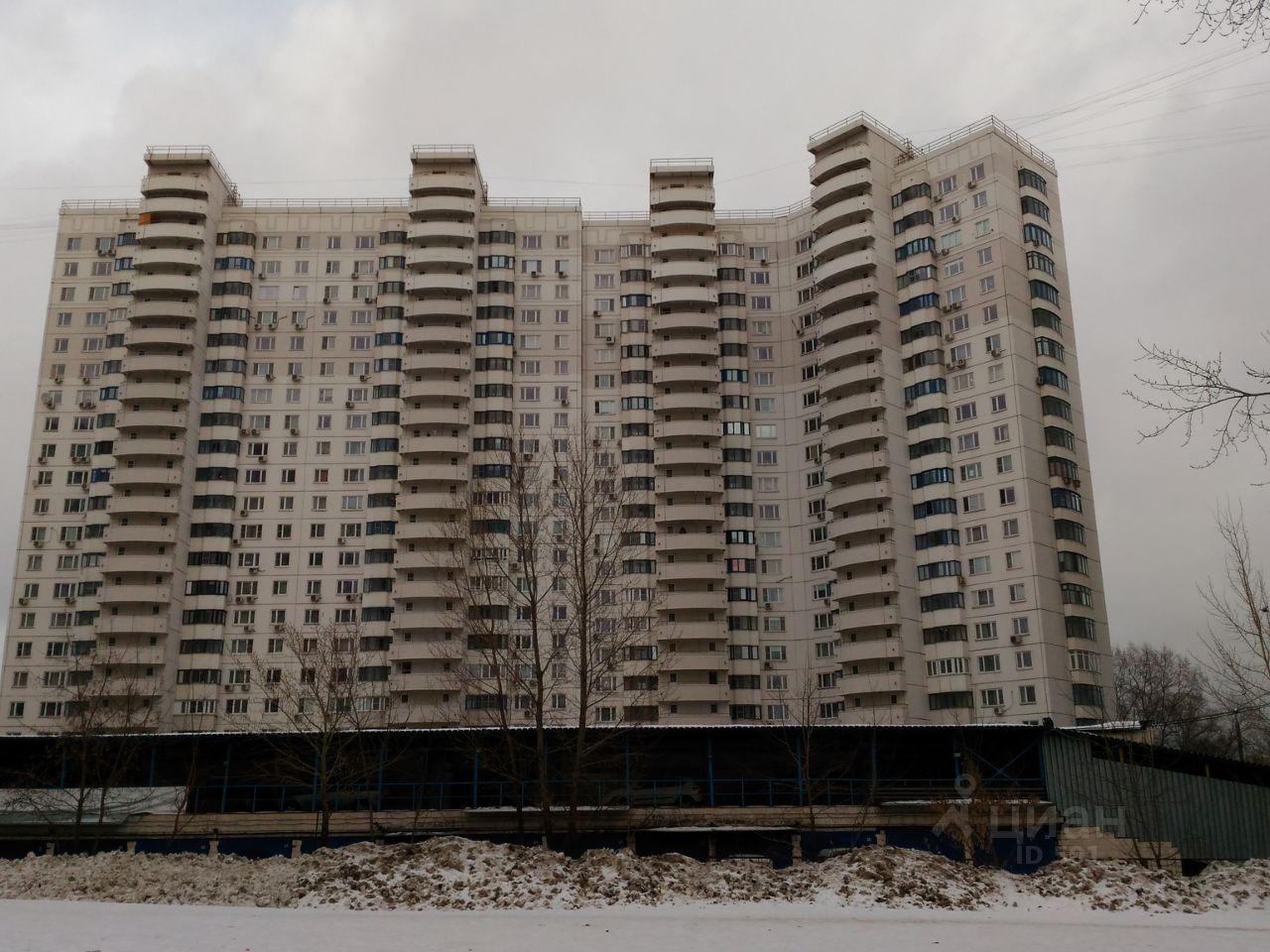 продажа недвижимости город Москва, метро Отрадное, Высоковольтный проезд, д. 1к4