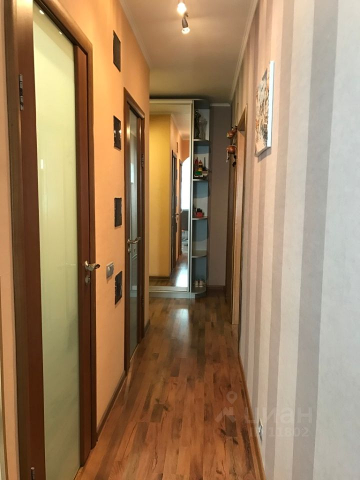 продам двухкомнатную квартиру город Москва, метро Калужская, улица Новаторов, д. 36К2
