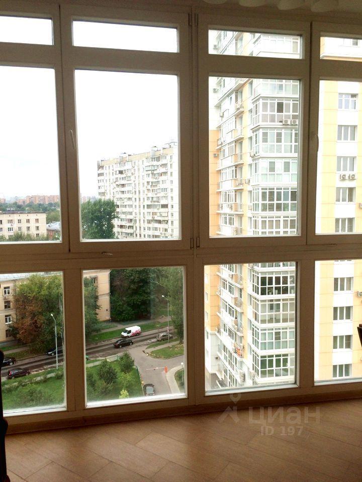 сдам двухкомнатную квартиру город Москва, метро Филевский парк, 2-я Филевская улица, д. 8к1
