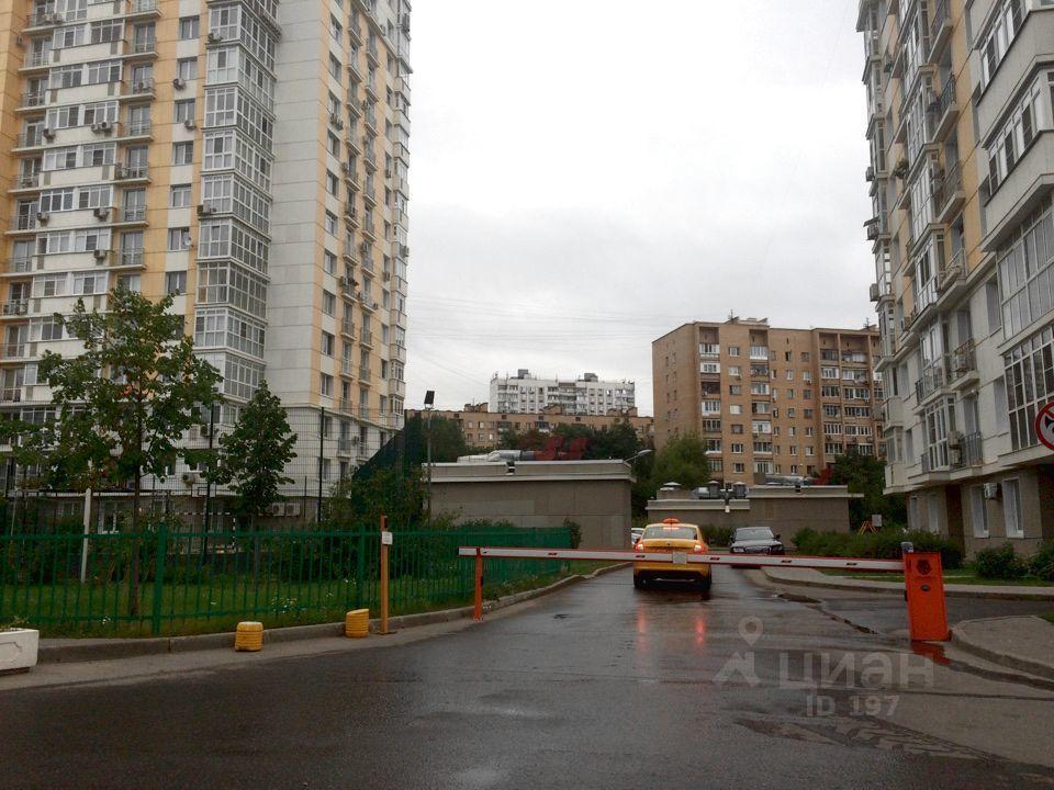 недвижимость аренда город Москва, метро Филевский парк, 2-я Филевская улица, д. 8к1