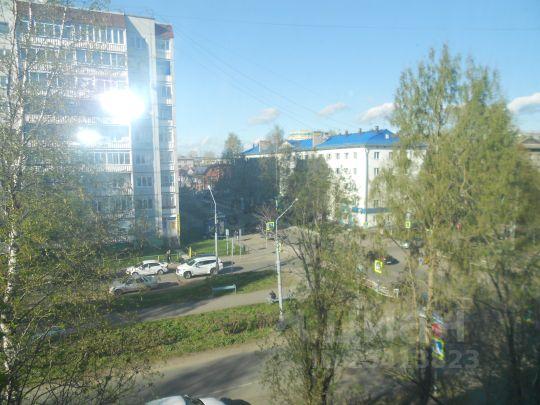 Продается трехкомнатная квартира за 3 500 000 рублей. г Архангельск, ул Логинова, д 24.