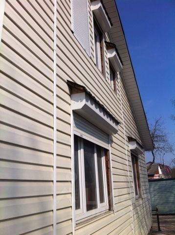 продажа части дома Домодедово городской округ, деревня Павловское