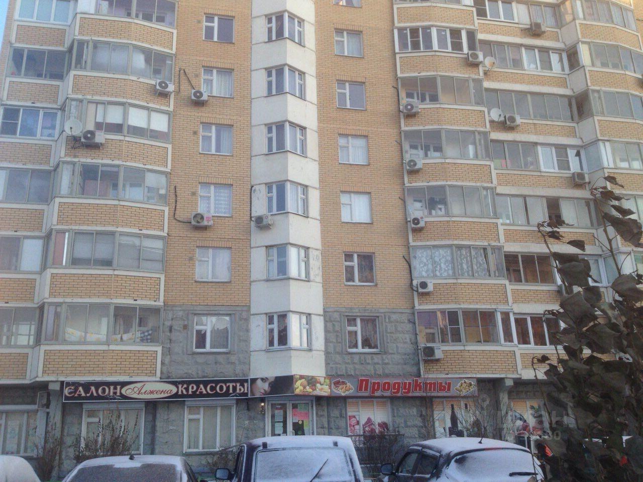 продаю трехкомнатную квартиру город Москва, метро Выхино, улица Рудневка, д. 41