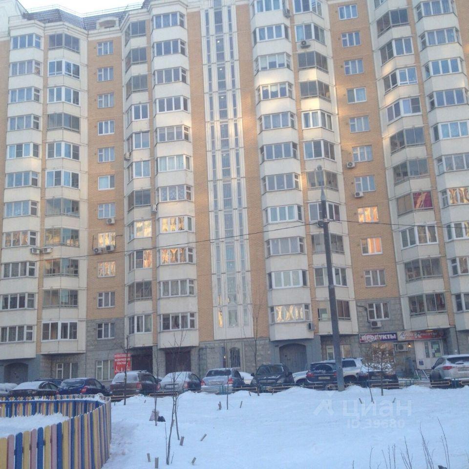 продажа недвижимости город Москва, метро Выхино, улица Рудневка, д. 41