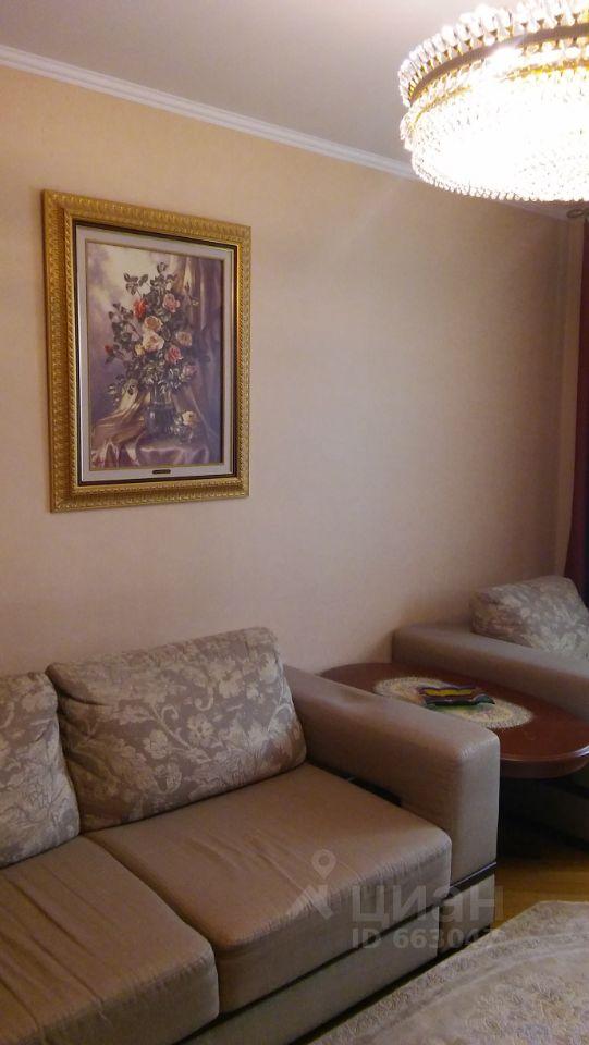 продажа двухкомнатной квартиры город Москва, метро Улица Старокачаловская, улица Грина, д. 18К2