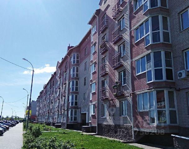 Продается трехкомнатная квартира за 5 300 000 рублей. г Великий Новгород, ул Озёрная, д 12.