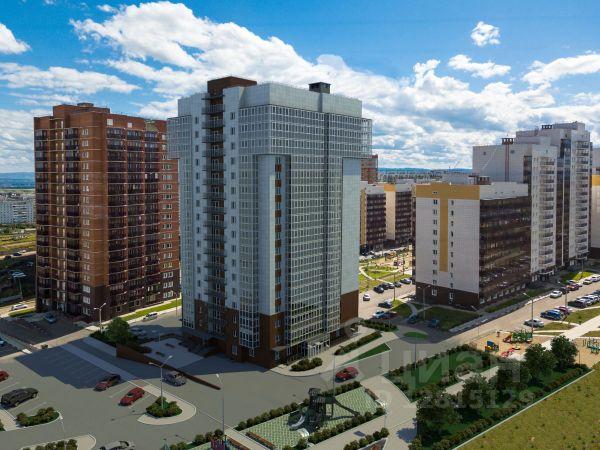 Продается двухкомнатная квартира за 2 450 000 рублей. г Красноярск, ул Соколовская.