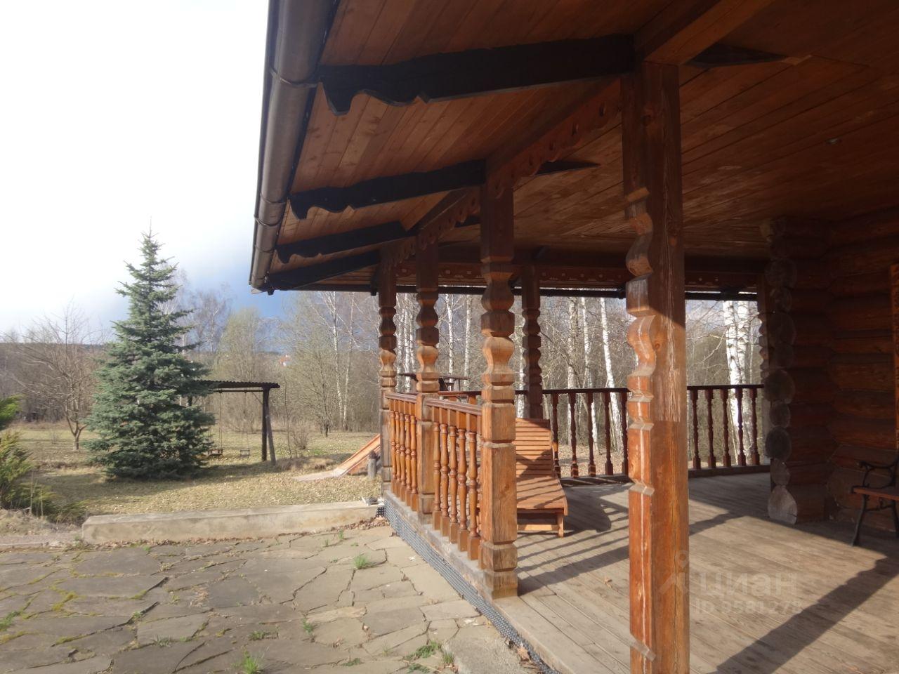 аренда недвижимости деревня Милюково