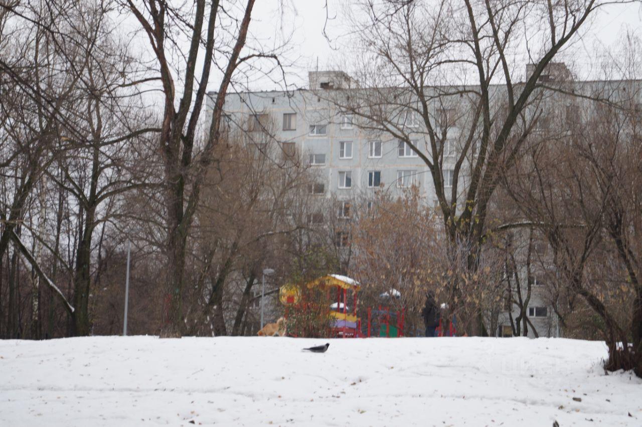 недвижимость город Москва, метро Пражская, Чертановская улица, д. 44