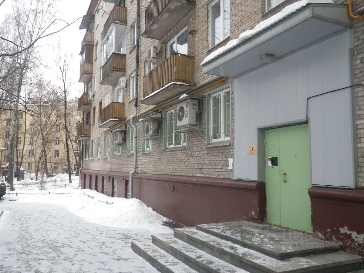 продам офис город Москва, метро Рязанский проспект, улица Паперника, д. 15