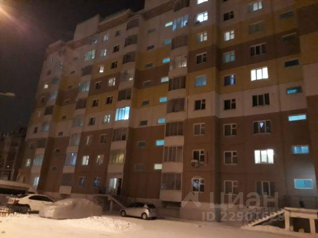 Продается однокомнатная квартира за 3 700 000 рублей. Россия, Республика Саха (Якутия), Якутск хабарова 23/2.