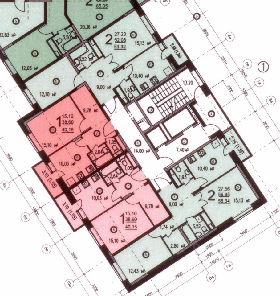 куплю однокомнатную квартиру Мытищи городской округ, город Мытищи, Трудовая улица, д. 4