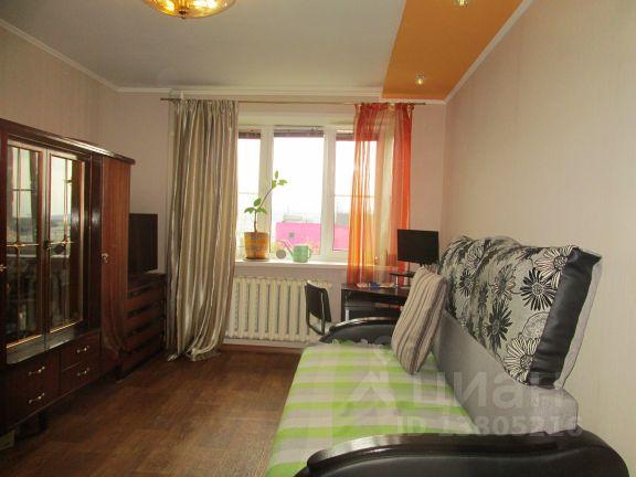 Продается однокомнатная квартира за 1 850 000 рублей. г Нижний Новгород, ул Гордеевская, д 61А.