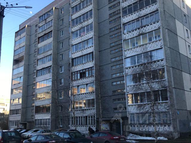 Продается четырехкомнатная квартира за 3 600 000 рублей. г Петрозаводск, р-н Древлянка, Лососинское шоссе, д 33 к 3.