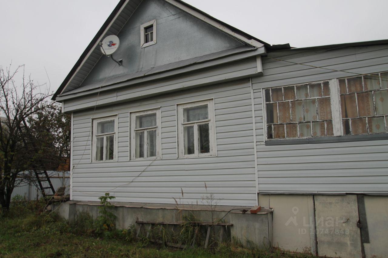 продажа дома Воскресенский район, деревня Золотово