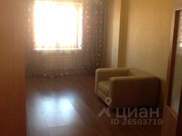 Продается однокомнатная квартира за 3 200 000 рублей. г Красноярск, ул Алексеева, д 33.