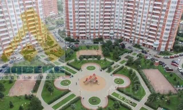 продается трехкомнатная квартира город Москва, метро Университет, Мичуринский проспект, д. 11К1