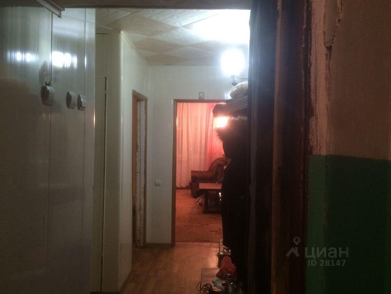 продается трехкомнатная квартира Талдомский район, поселок городского типа Запрудня, улица Карла Маркса, д. 17