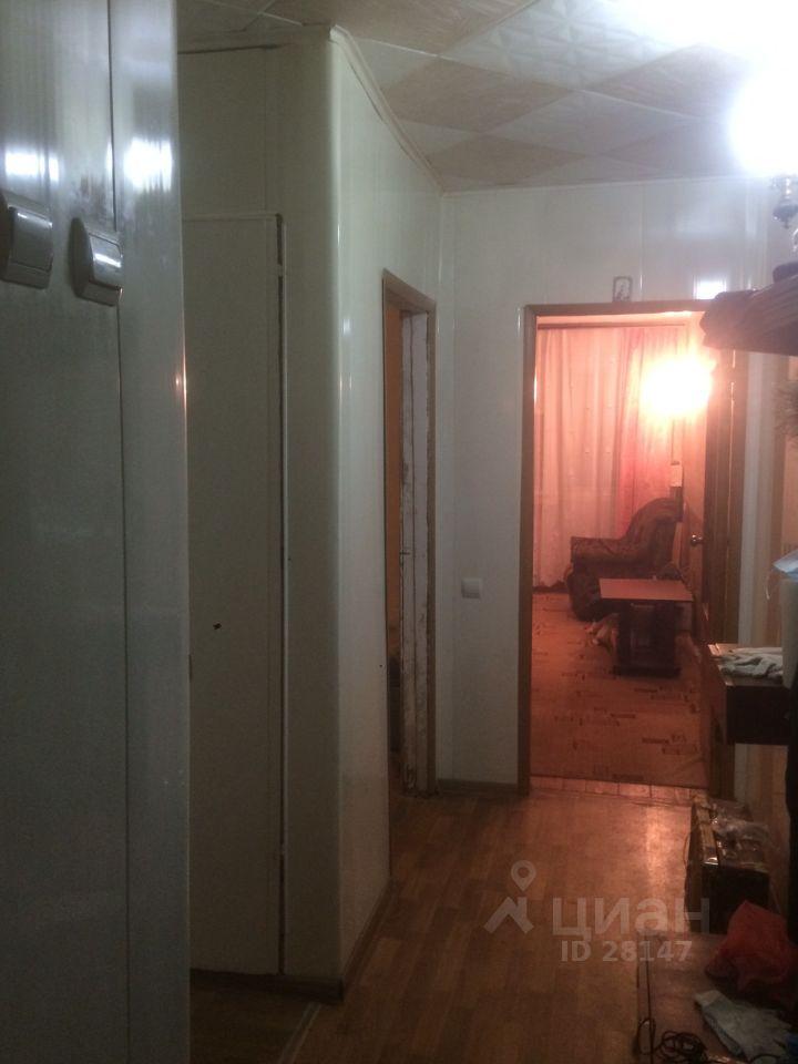 продаю трехкомнатную квартиру Талдомский район, поселок городского типа Запрудня, улица Карла Маркса, д. 17