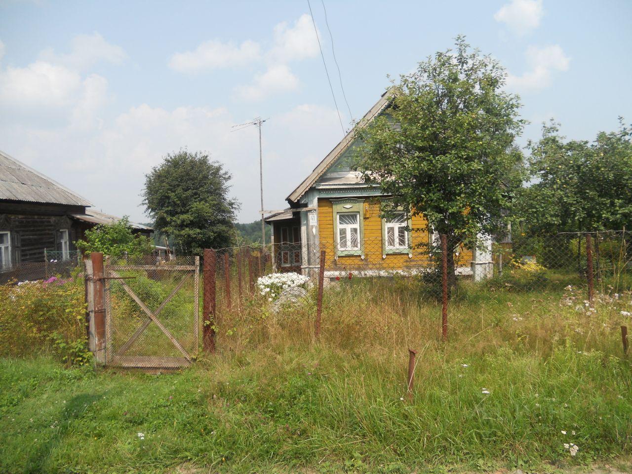 купить дом Щелковский район, деревня Здехово