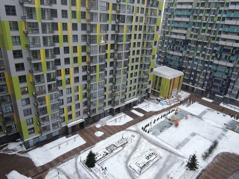 снять двухкомнатную квартиру город Москва, метро Фили, Береговой проезд, д. 5к2