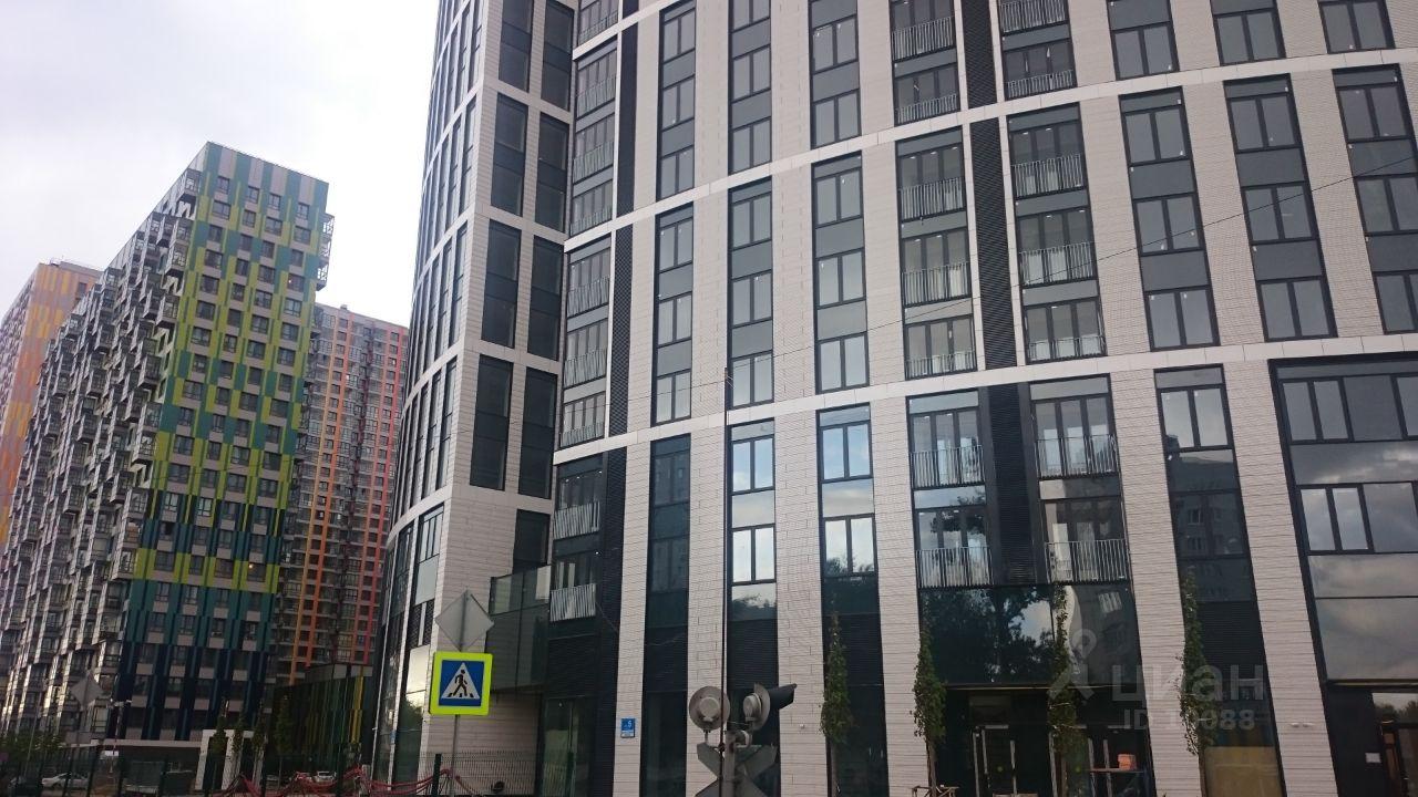 продажа двухкомнатной квартиры город Москва, метро Фили, Береговой проезд, д. вл5к1