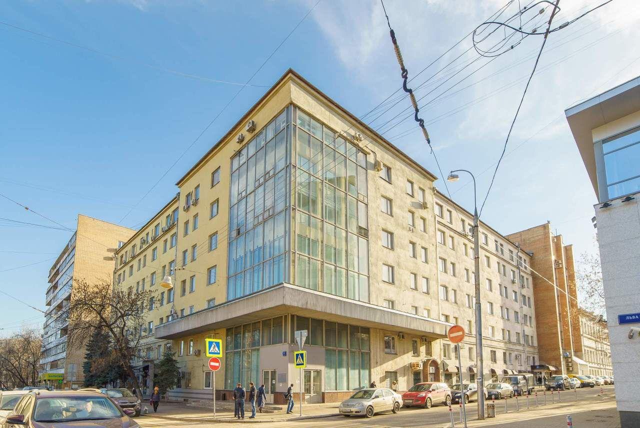 Аренда офиса, 140 кв.м - метро парк культуры аренда лофт офиса