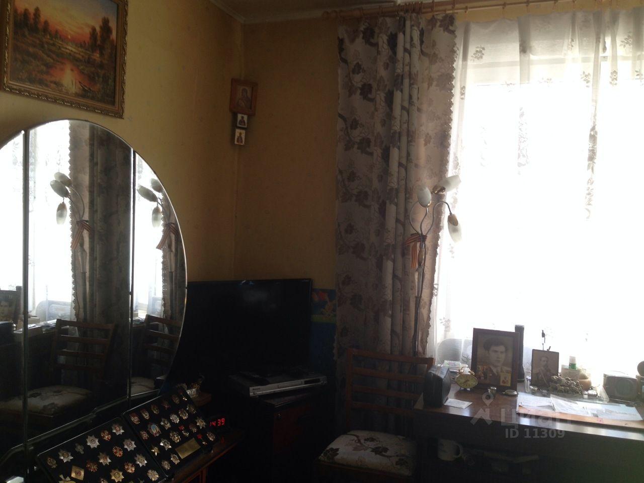 продам трехкомнатную квартиру город Москва, метро Дмитровская, Башиловская улица, д. 23К2