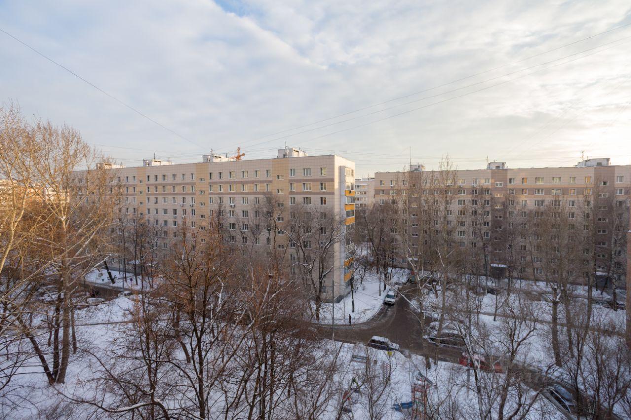 продается трехкомнатная квартира город Москва, метро Коломенская, Кленовый бульвар, д. 6