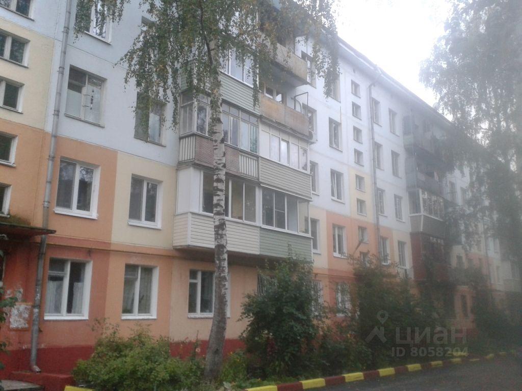 продажа двухкомнатной квартиры Ногинский район, город Электроугли, Школьная улица, д. 39