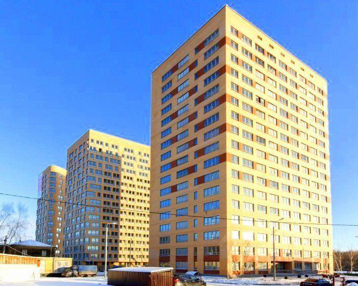 купить однокомнатную квартиру Королев городской округ, город Королев, Советская улица, д. к7