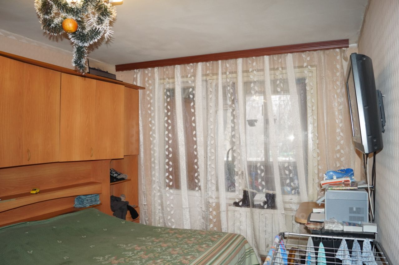 продается двухкомнатная квартира город Москва, метро Пражская, Чертановская улица, д. 44