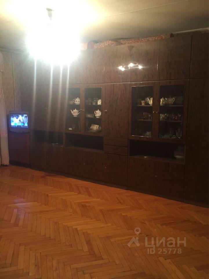 снять двухкомнатную квартиру город Москва, метро Каховская, улица Каховка, д. 14К1