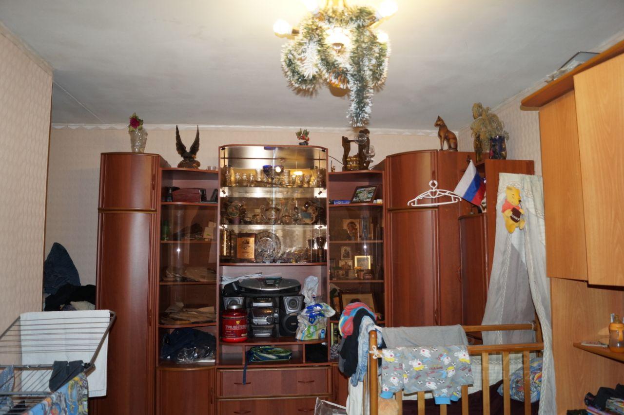 продам двухкомнатную квартиру город Москва, метро Пражская, Чертановская улица, д. 44