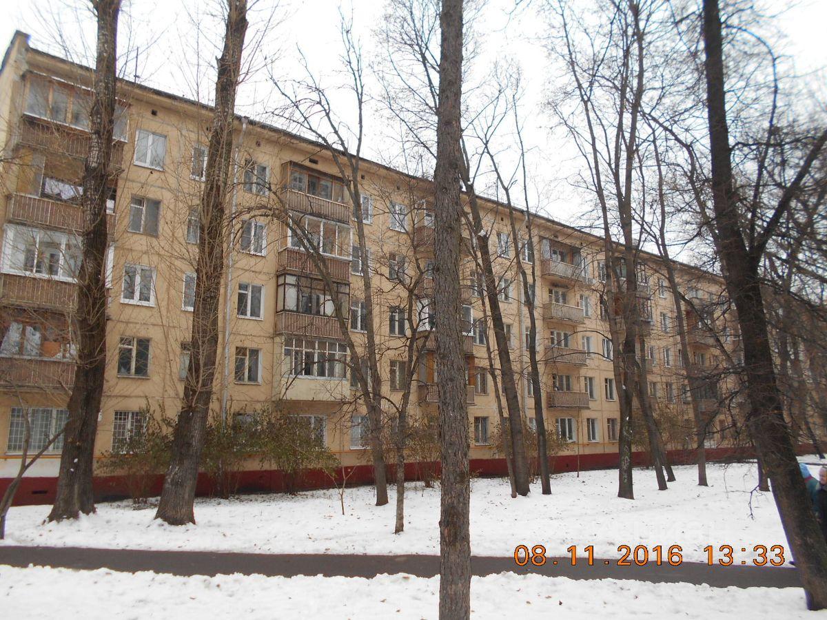 продам двухкомнатную квартиру город Москва, метро Щелковская, 15-я Парковая улица, д. 46К8