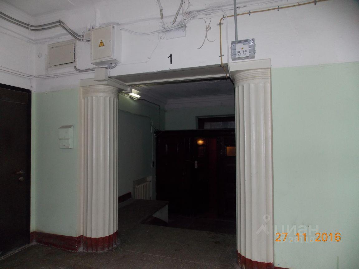 сдается двухкомнатная квартира город Москва, метро Белорусская, Ленинградский проспект, д. 48