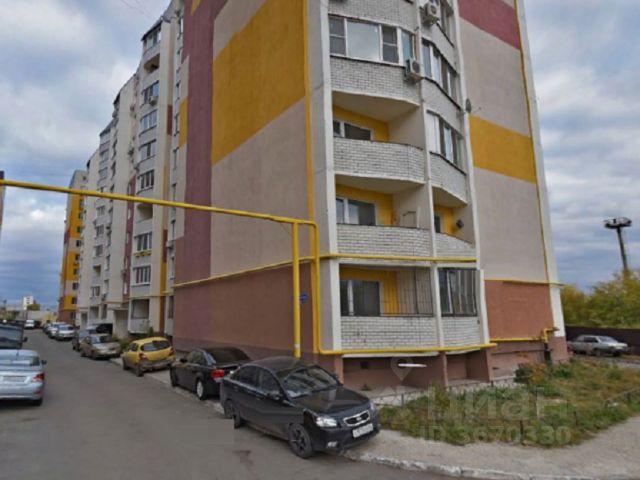 Продается двухкомнатная квартира за 3 400 000 рублей. г Саратов, ул Заводская, д 2/1.