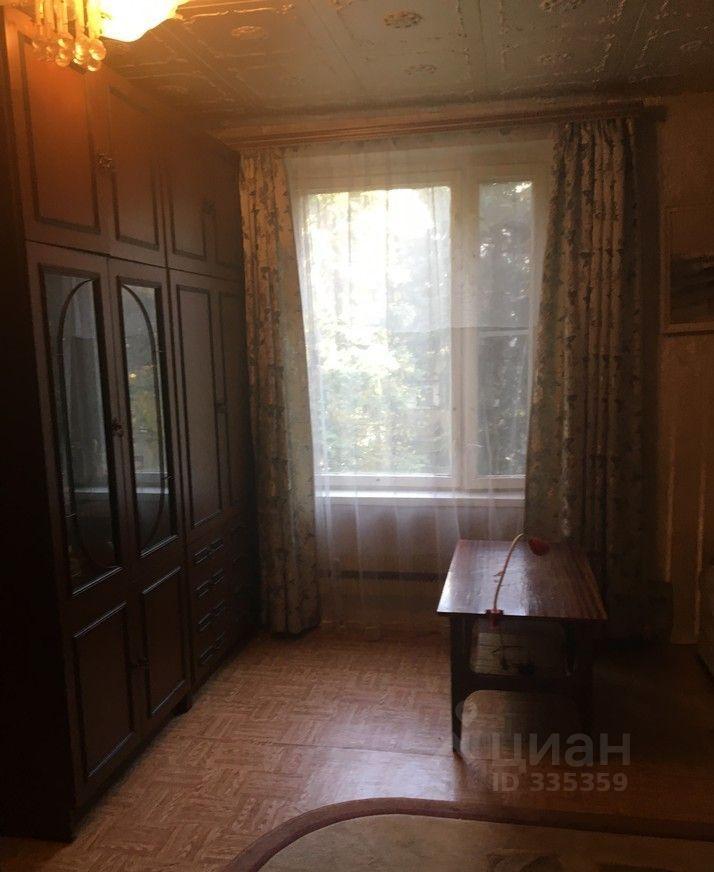 купить однокомнатную квартиру город Москва, метро Беляево, улица Бутлерова, д. 34К2