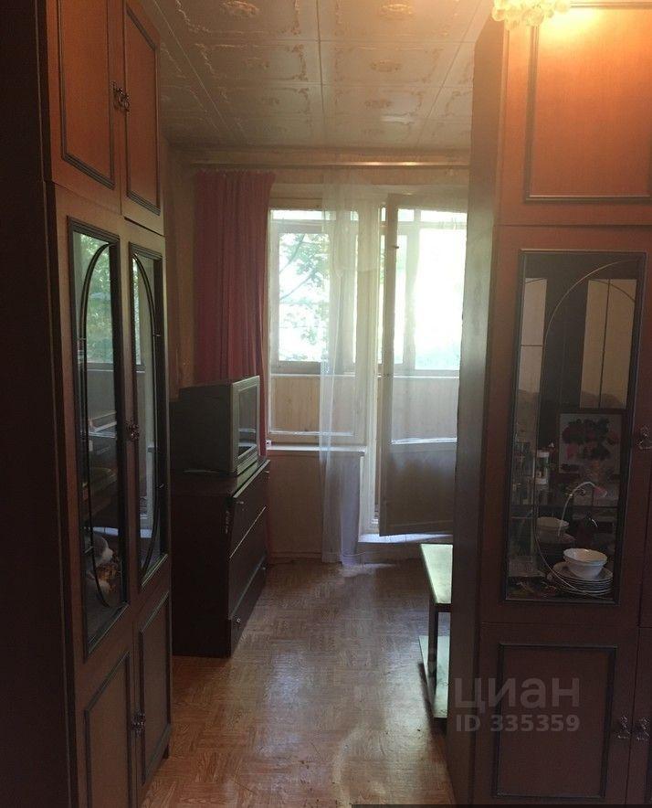 продажа однокомнатной квартиры город Москва, метро Беляево, улица Бутлерова, д. 34К2