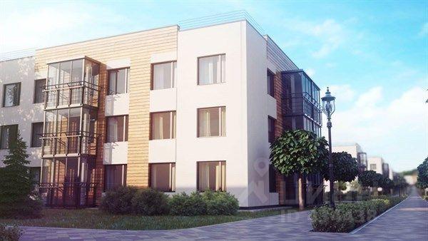 продается двухкомнатная квартира Истринский район, поселок Деревня Красный