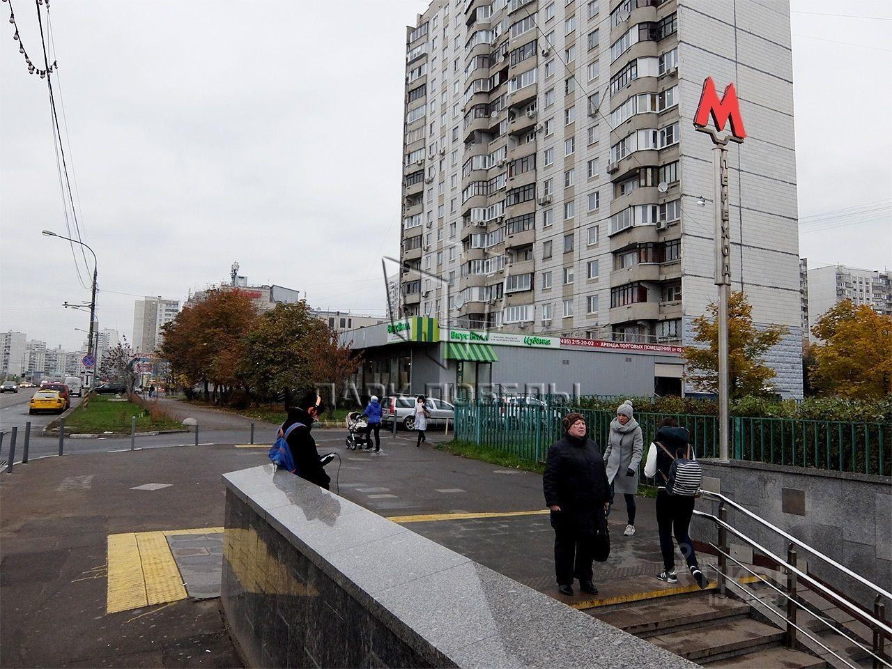 недвижимость город Москва, метро Митино, Митинская улица, д. 36